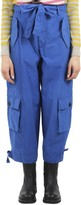 Colville Blue Pocket Trousers