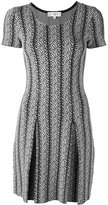 Carven knitted dress - women - Nylon/Viscose - XS