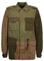 3.1 Phillip Lim Patchwork Field Jacket