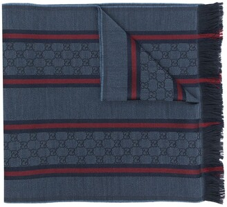 Gucci Pre-Owned Shelly GG scarf