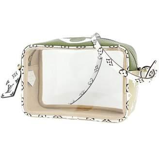 Louis Vuitton Beach Beige Cloth Handbags