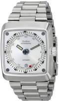 Zodiac Heritage Men's ZO6601 Astrographic Stainless Steel Automatic Watch