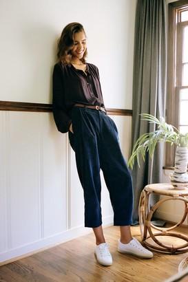 Velvet by Graham & Spencer Ophelia Corduroy Wide Leg Trouser