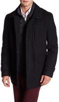 Nick Graham Upper West Side Layered Coat