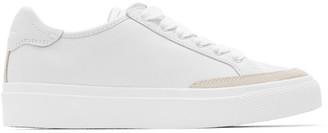 Rag & Bone White Rb Army Sneakers