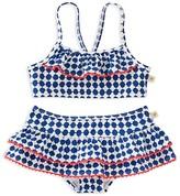 Kate Spade Girls' 2-Piece Swimsuit - Little Kid