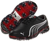 Puma Cell Fusion 3 Pro (Black/White/Fiery Red) - Footwear