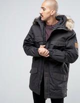 Fjallraven Singi Winter Jacket In Grey