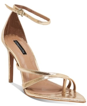 BCBGMAXAZRIA Women's Amelia Dress Sandals Women's Shoes
