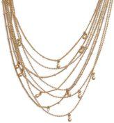 Vera Bradley Multi-Chain Necklace