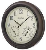 "Bulova 18"" Wall Clock"