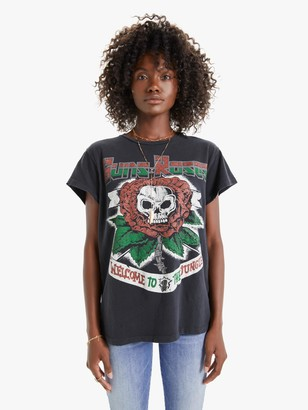 MadeWorn Guns N' Roses Tee - Faded Black