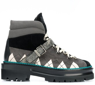 Bally Argyle High-Top Sneakers