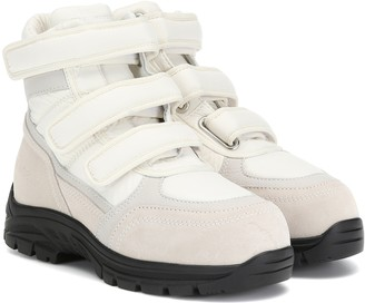 MM6 MAISON MARGIELA Suede sneakers