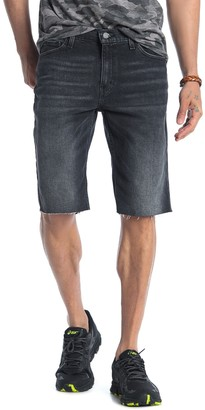 Levi's 511 Slim Cutoff Denim Shorts