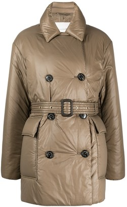 MACKINTOSH Lamington short trench coat