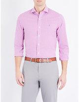 Polo Ralph Lauren Check-print Cotton Shirt