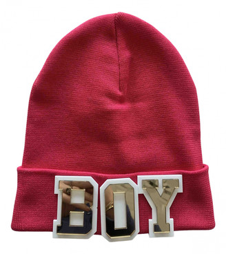 rsvp Pink Cotton Hats