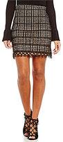M.S.S.P. Lace Pencil Skirt