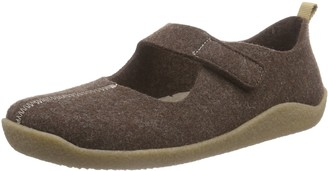 Hans Herrmann Collection Womens HHC Unlined Slippers Brown Size: 3.5