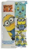 "Despicable Me 2 Little Boys' Toddler ""Minion Stack"" 3-Pack Briefs"