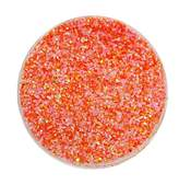 Royal Care Cosmetics Peach Puff Glitter , 1 Count