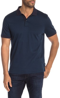 Calvin Klein Feeder Stripe Regular Fit Polo