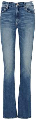 Mother The Runaway Blue Slim-leg Jeans