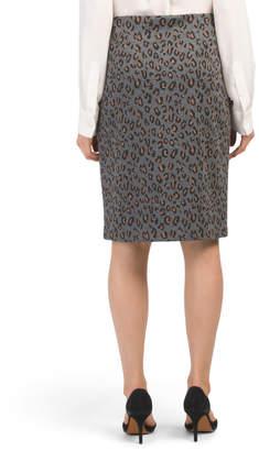 Pull On Animal Skirt
