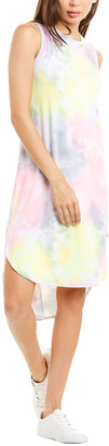 Aiden Tie-Dye Shift Dress