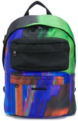 Diesel RODYO mesh pocket backpack