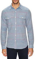 Faherty Belmar Striped Workshirt