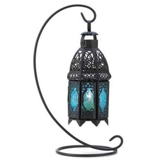 Gallery Of Light SAPPHIRE NIGHTS TABLE LANTERN
