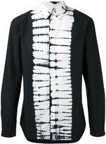 Suzusan - fly front shirt - unisex - Cotton - S