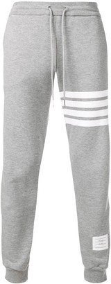 Thom Browne 4-bar Half-&-half Sweatpants
