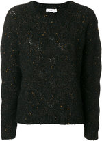 Closed long sleeved pullover