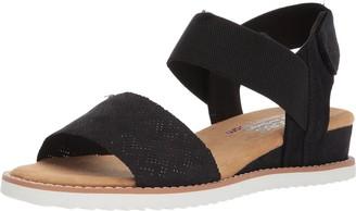 Skechers Women's DESERT KISS Ankle Strap Sandals