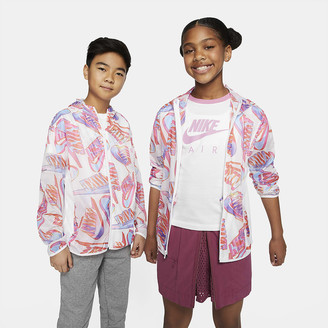 Nike Big Kids' (Boys') Packable Jacket Sportswear Tech Pack