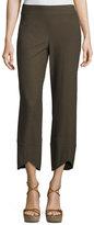 Eileen Fisher Wide-Leg Lantern Pants, Petite