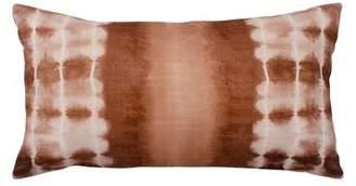 French Connection Kensa Decorative Cotton Lumbar Pillow Color: Blush