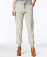 Jessica Simpson Avenia Cuffed Straight-Leg Pants