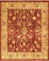 """Ecarpetgallery Hand-knotted Chobi Finest 8'0"""" x 9'8"""" 100% Wool Traditional area rug"""