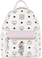 Mcm Punk Rabbit Mini Visteos Backpack