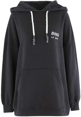 Anine Bing Lottie hooded sweatshirt