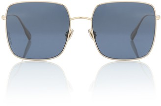 Christian Dior DiorStellaire1 square sunglasses