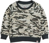 Sovereign Code Light Camo Stokes Sweatshirt - Boys