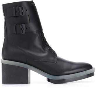 Clergerie Eden calf-length 70mm boots