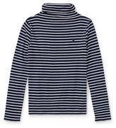 Ralph Lauren 7-16 Striped Turtleneck Shirt