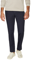 Kenzo Solid Flat Front Chinos