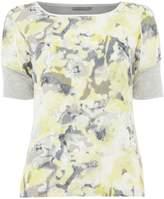Calvin Klein Winnie short sleeve cropped tee